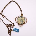 collier thème années 50  La Malamalice