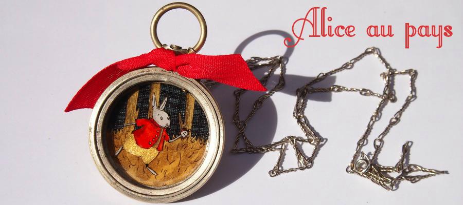 Alice au pays par La Malamalice